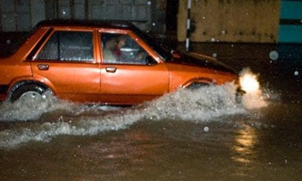 The Flash Flood by Raymund P. Reyes