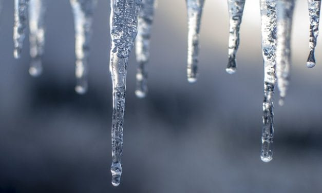 Icicles by Elizabeth Shuler